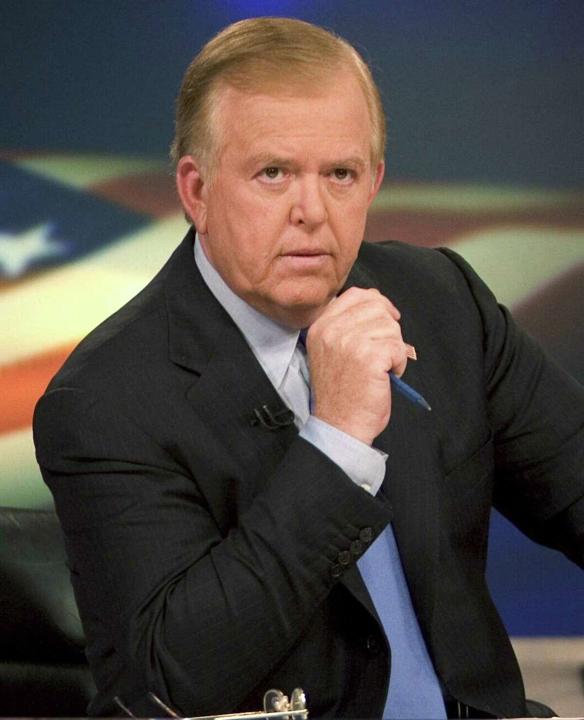 An on-air confrontation with Lou Dobbs helped hasten Ralph Peters' departure from Fox.