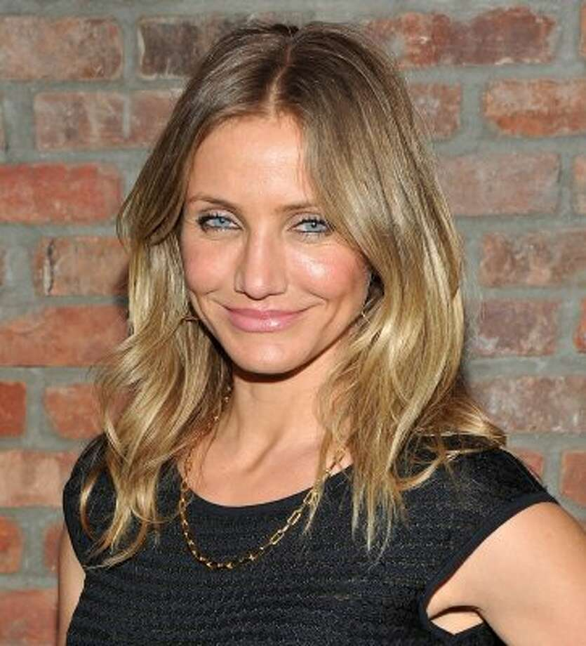 "So, no, Cameron Diaz didn't put on an amazing amount of weight or anything, but the actress majorly de-glamourized herself for her part in Spike Jonze's ""Being John Malkovich."" (Stephen Lovekin / Getty Images)"