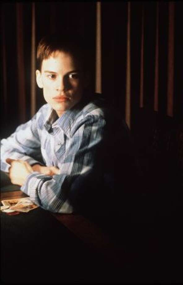 "Hilary Swank in ""Boys Don't Cry."" (Fox Searchlight Pictures / SFC)"