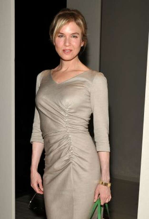 "Renee Zellweger gained close to 30 pounds for her role as British singleton Bridget Jones in 2001's ""Bridget Jones' Diary."" She tells the Daily Mail, ""It sounds like heaven,"" she said. ""For two days it's bliss and then you're full, OK? And you can then indulge all your fantasies about over-eating.""Fantasies about non-stop chocolate consumption or your fantasies about ordering the pizza and the spaghetti and the garlic bread.""Then after a week your glucose levels are going crazy. You're up and down and all over the place. It doesn't feel good, and no one wants to hear that, but it's the truth."" (Mike Coppola / 2011 Getty Images)"