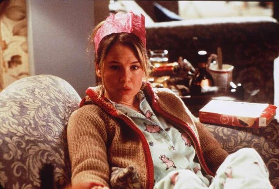 """Renee Zellweger in """"Bridget Jones's Diary."""" (Miramax 2001)"""