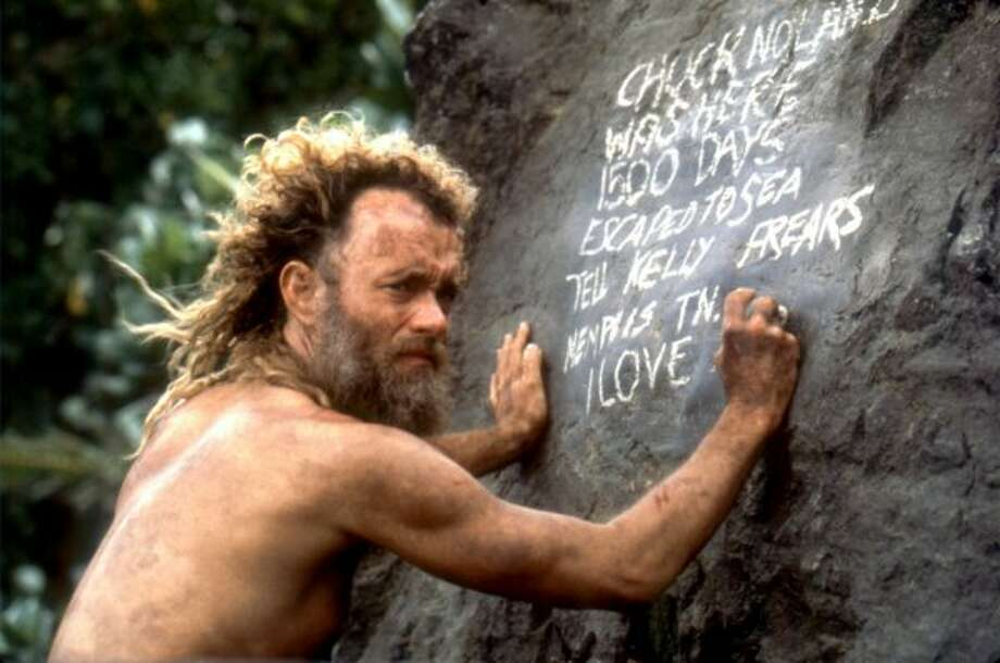 """Cast Away"" Tom Hanks.  (20th Century Fox / SFC)"