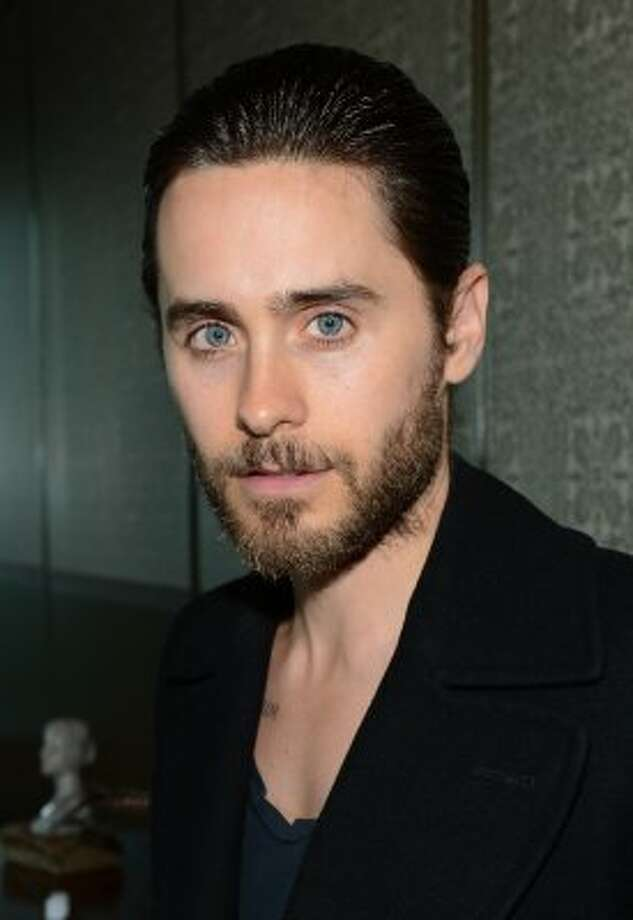 "A far cry from his pretty boy Jordan Catalano  character on ""My So-Called Life,"" actor/musician Jared Leto gained more than 65 pounds to play to John Lennon's killer Mark David Chapman in the 2007 film ""Chapter 27.""  He gained the weight so quickly, he developed gout. (Michael Buckner / Getty Images For Fast Company)"