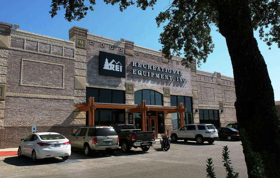 The former Borders bookstore is now home to REI San Antonio at Huebner Oaks. The store had its soft opening on Friday, Sept. 21, 2012. Over 28,000 square feet of space is devoted to outdoor recreational gear with about 70 employees on hand to serve its customers.The outdoor recreational goods retailer with over 100 stores throughout the country will have its San Antonio grand opening starting Oct. 5. Photo: Kin Man Hui, San Antonio Express-News / ©2012 San Antonio Express-News