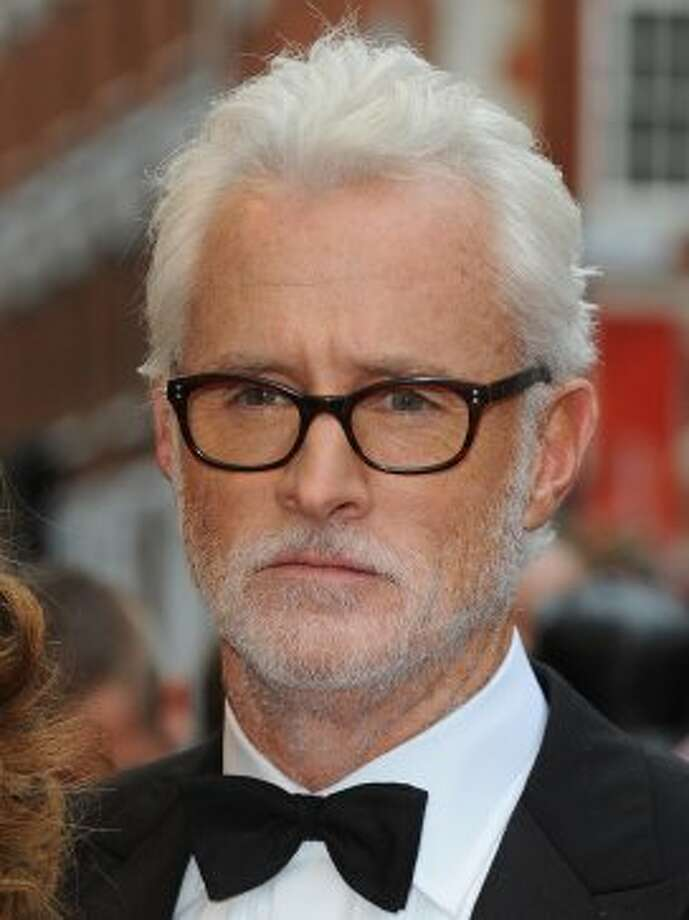 John Slattery in 2012, at the GQ Men of the Year Awards on Sept. 4.  (Ben Pruchnie / Getty Images)