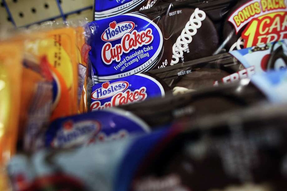 Hostess filed for Chapter 11 bankruptcy protection in January, eight years after filing the same thing in 2004. The company was then known as Interstate Bakeries Corp. and had emerged from financial restructuring in 2009. Photo: Spencer Platt, Getty Images / 2012 Getty Images