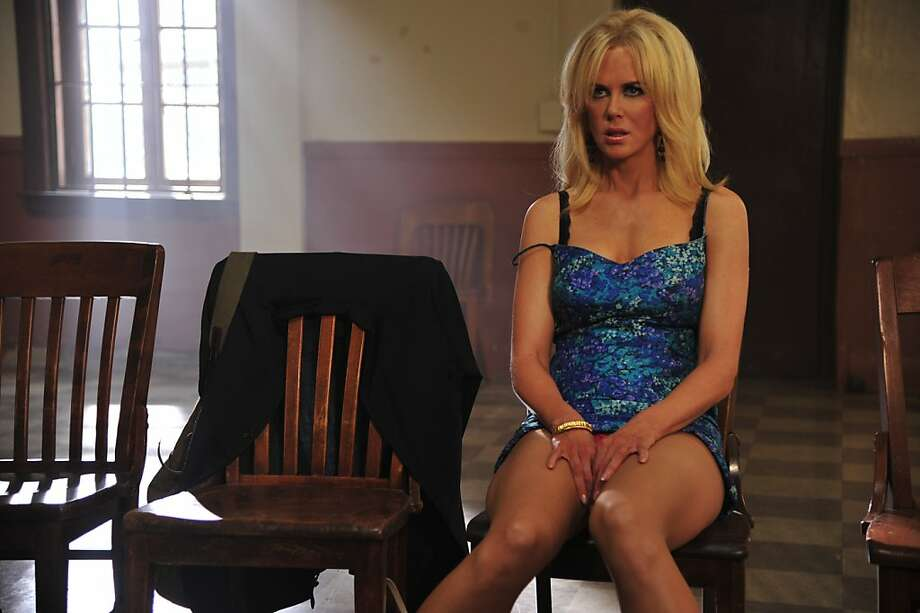 """Best supporting actress nominee:Nicole Kidman, """"Paperboy"""" Photo: Millennium Pictures"""