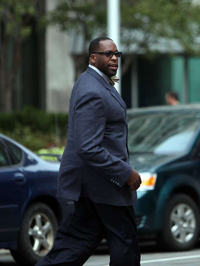 Former Detroit Mayor Kwame Kilpatrick is alleged to have used extortion and bribes to enrich himself and others. Photo: William Archie, McClatchy-Tribune News Service