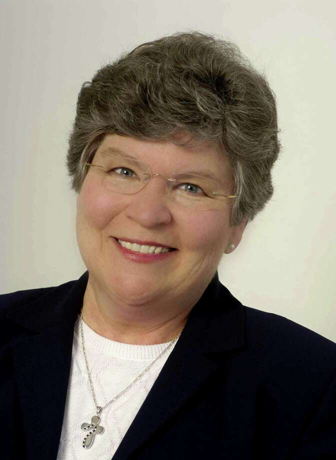Sister Christine Schenk: Founder and executive director of the church-reform advocacy group FutureChurch in Cleveland. (Provided photo)