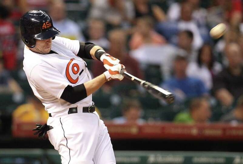 Sept. 21: Astros 7, Pirates 1Jed Lowrie's three-run home run in the fir