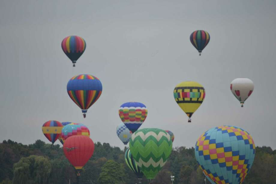 Were you Seen at the 2012 Adirondack Balloon Festival in Glens Falls on September 21, 2012? Photo: Kristi Barlette/Times Union