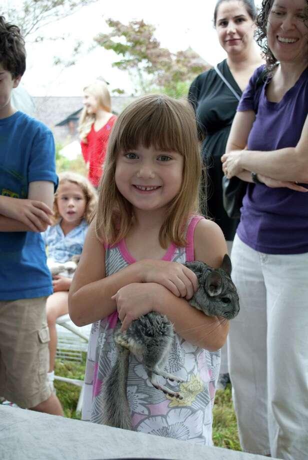 Were you seen at the Greenwich Audubon Hawk Festival on September 22? Photo: Lauren Stevens/ Hearst Media Group