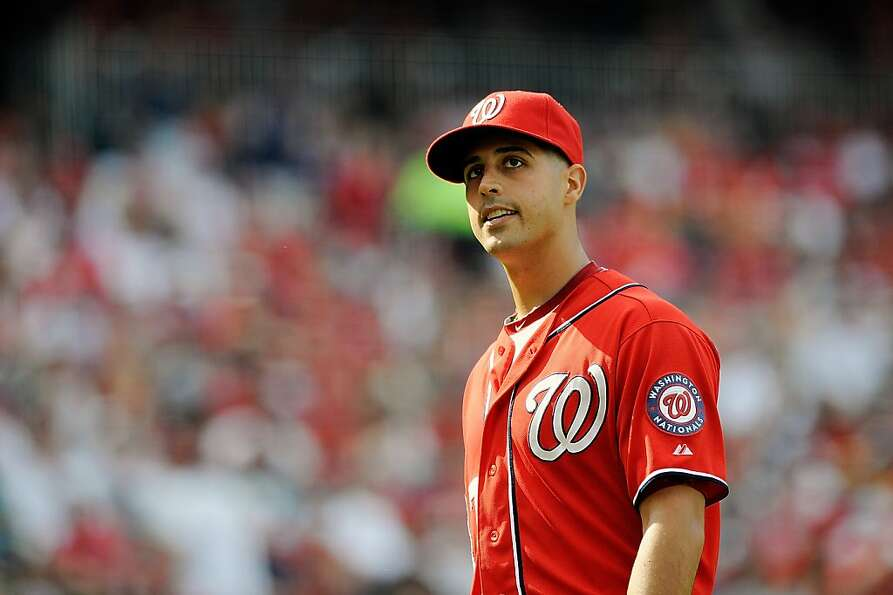 Nationals starter Gio Gonzalez became the majors' first 20-game winner of this season Saturday.