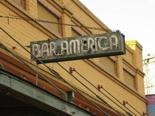 Southtowners recommend Bar America at 723 S. Alamo St. for its cheap beer and great atmosphere. Photo: E-N Archive