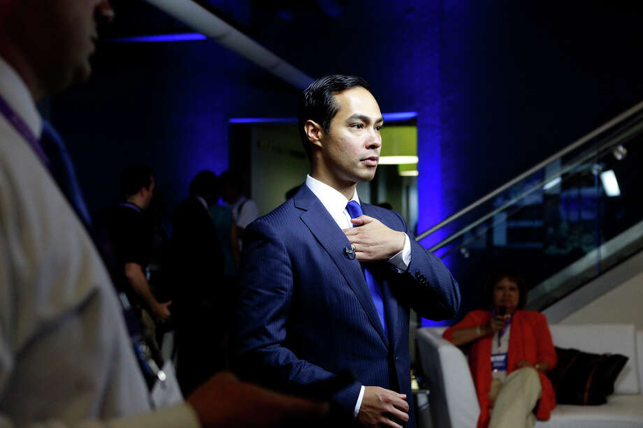 Julián Castro, 38, has staked his mayoral tenure on a sales tax bump in San Antonio to fund an early childhood education program known as Pre-K 4 SA. Photo: Lisa Krantz, San Antonio Express-News / San Antonio Express-News