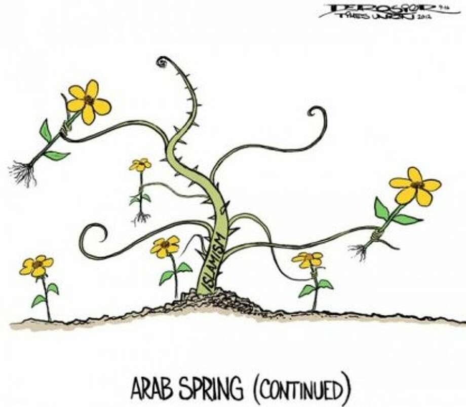 Spring (John de Rosier / Albany Times Union)