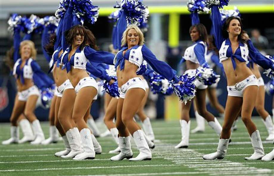 Pictures of naked dallas cowboys cheerleaders