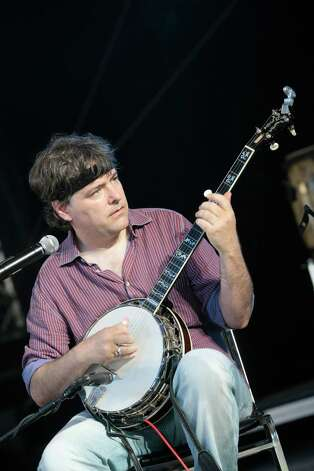 Bela Fleck performs during the Bonnaroo Arts and Music Festival in Manchester, Tenn., Friday, June 12, 2009.  (AP Photo/Dave Martin) Photo: Dave Martin, ASSOCIATED PRESS / AP2009