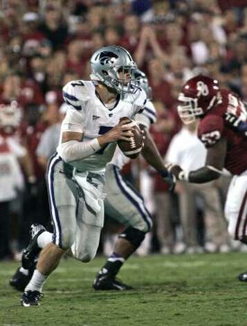 Collin Klein, Kansas State, 17 carries, 79 yards, 1 TD (Brett Deering / Getty Images)