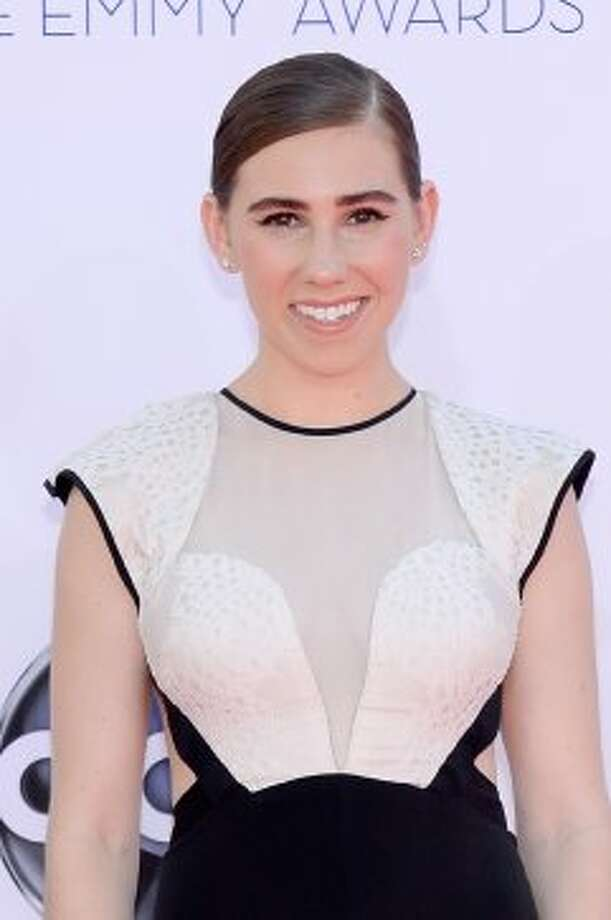"""Zosia Mamet  Think we remember this one from """"Star Trek""""(Kevork Djansezian / Getty Images)"""