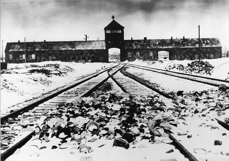 Germany is deciding whether to charge an 87-year-old man accused of serving as an SS guard at the Auschwitz-Birkenau death camp in occupied Poland. Photo: Associated Press