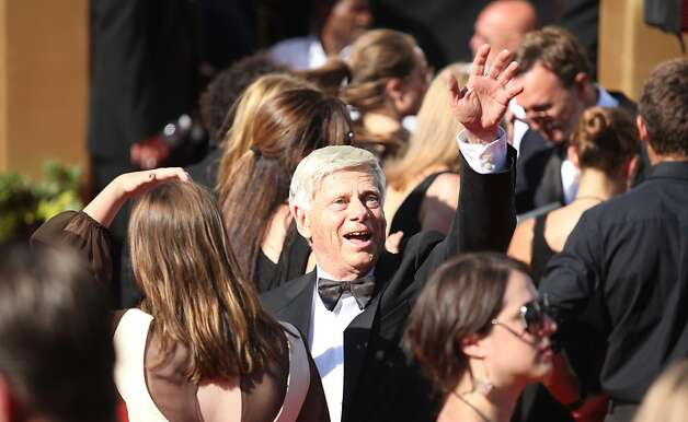 Robert Morse at the 64th Annual Primetime Emmy Awards on Sunday, September 23, 2011, at Nokia Theatre, L.A. Live, in Los Angeles, California. (Arkasha Stevenson/Los Angeles Times/MCT) Photo: Arkasha Stevenson, McClatchy-Tribune News Service