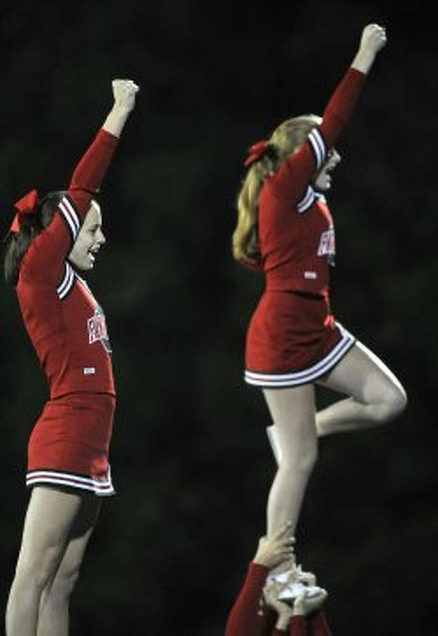 Scenes from the Pomperaug at Newtown High School football game on Friday, Sept. 21, 2012. (Jason Rearick / Jason Rearick)