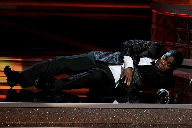 Actor Tracy Morgan onstage during the 64th Annual Primetime Emmy Awards at Nokia Theatre L.A. Live on September 23, 2012 in Los Angeles, California.  (Photo by Kevin Winter/Getty Images) Photo: Kevin Winter, Getty Images