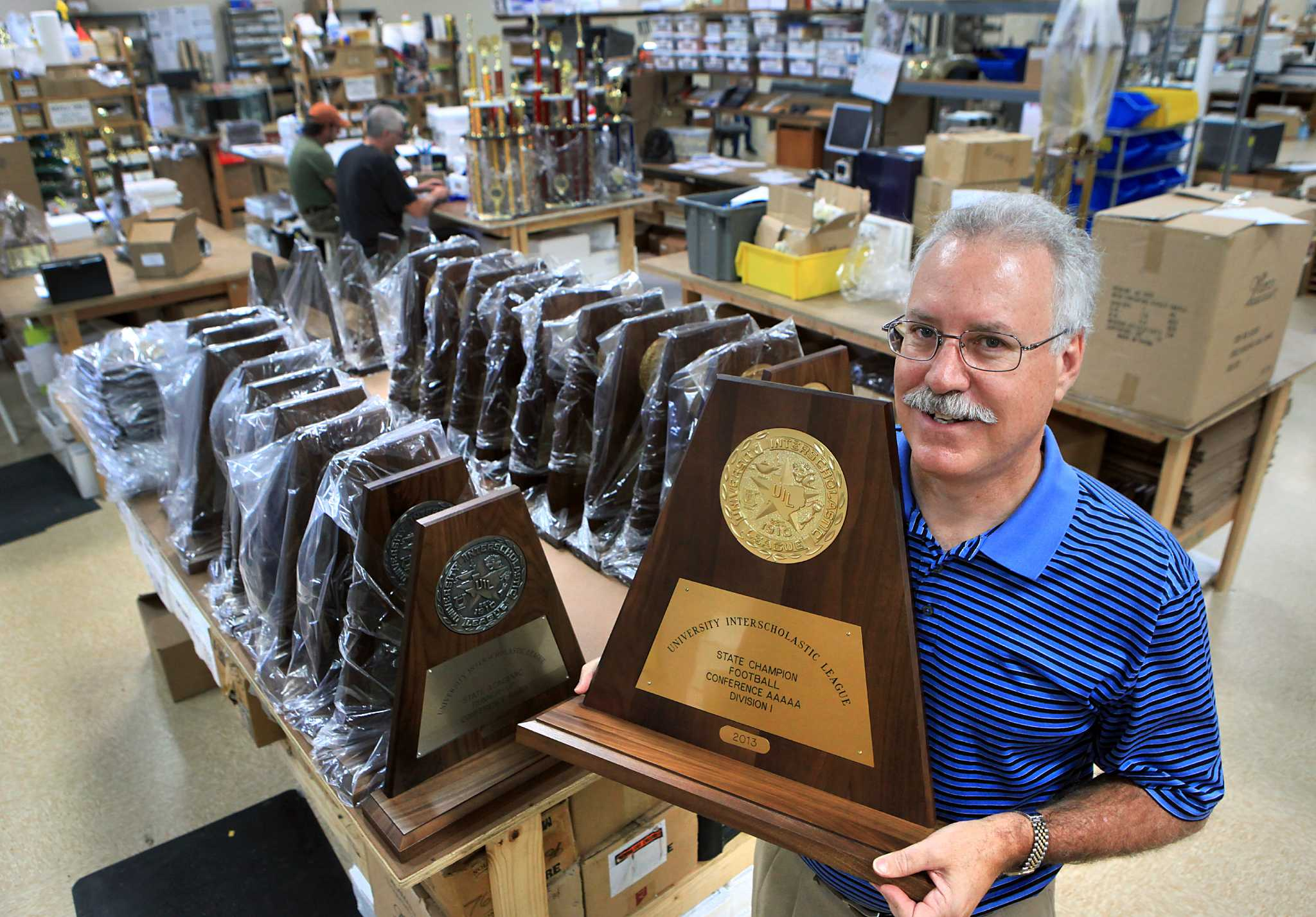 Trophy Maker Has Taken Winning Path Toward Top San