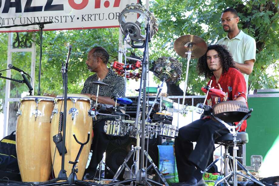 September 21 - 22:The annual, free, two-day Jazz'SAlive festival takes over Travis Park and dazzles the crowd with their smooth sounds. saparksfoundation.org/jazzsalive.html Photo: Xelina Flores-Chasnoff