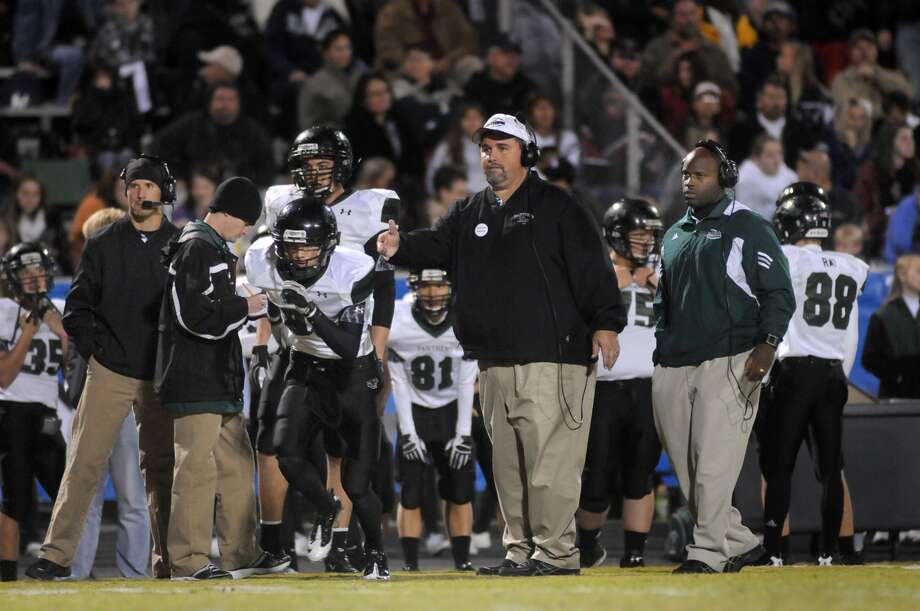 Kingwood Park head football coach Jim Holley has his Panthers off to a 3-0 start to the season. Photo: Jerry Baker