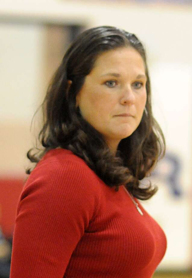 Oak Ridge volleyball coach Tommie Lynne Sledge Photo: David Hopper / freelance