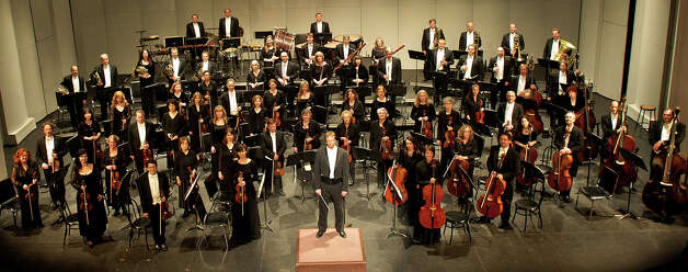 The Stamford Symphony opens its new season with Sweeping Romance at the Palace Theatre on Saturday and Sunday, Oct. 6 and 7. Photo: Contributed Photo / Connecticut Post Contributed