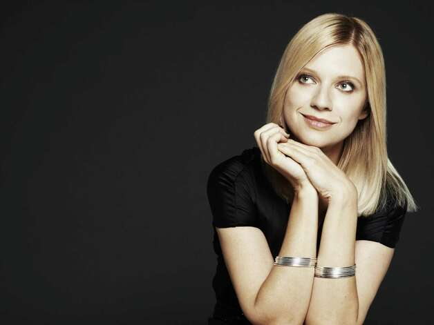 Valentina Lisitza, piano, joins The Stamford Symphony in a performance, Sweeping Romance, at the Palace Theatre on Saturday and Sunday, Oct. 6 and 7. Photo: Contributed Photo