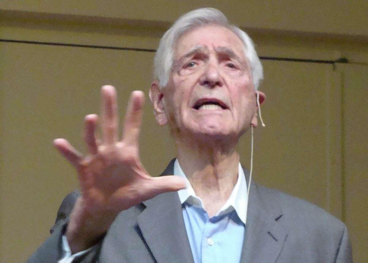 Sonny Fox, the host of the children's program,