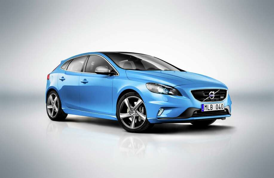 2013 Volvo V40 R-Design (Photo: Volvo)