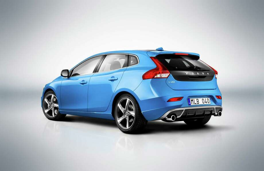 2013 Volvo V40 R-Design (Photo: Volvo) Photo: Henrik Ottosson, DM