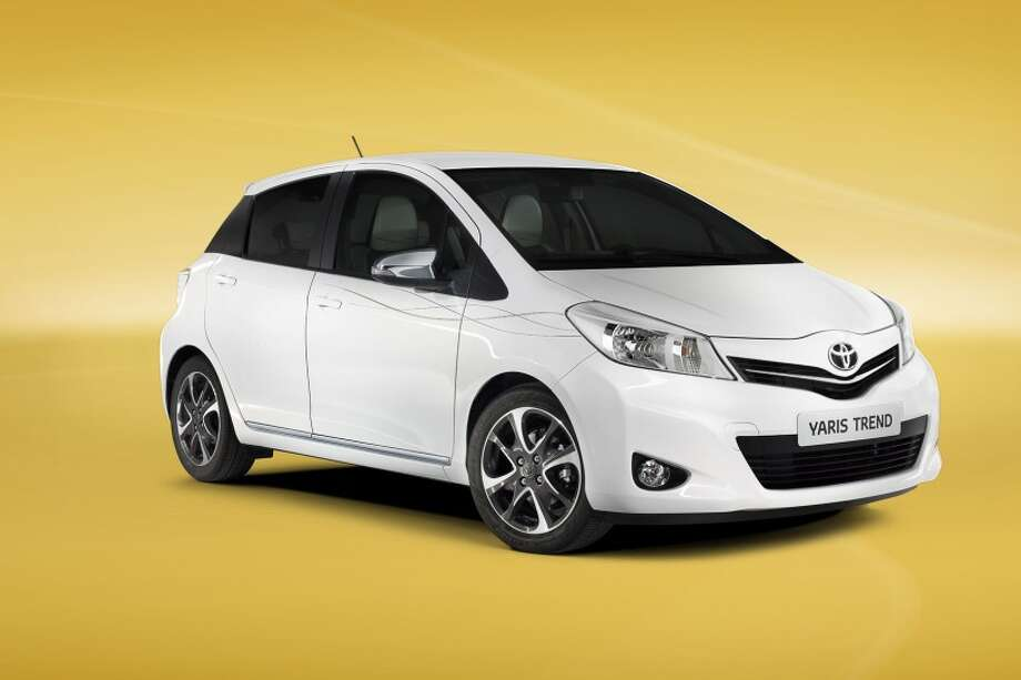 2013 Toyota Yaris Trend (Photo: Toyota) Photo: DM