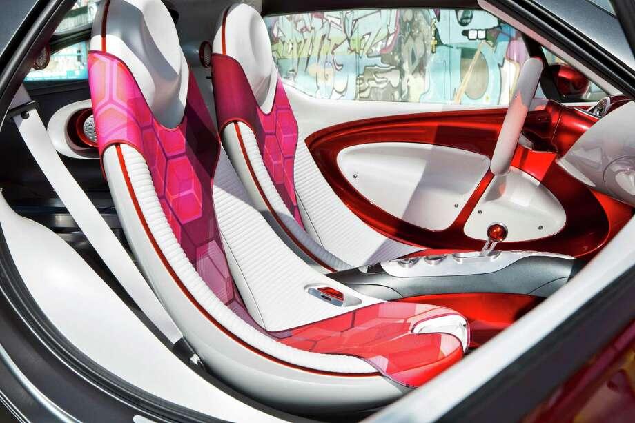 Smart Forstars Concept (Photo: Smart Car) Photo: DM