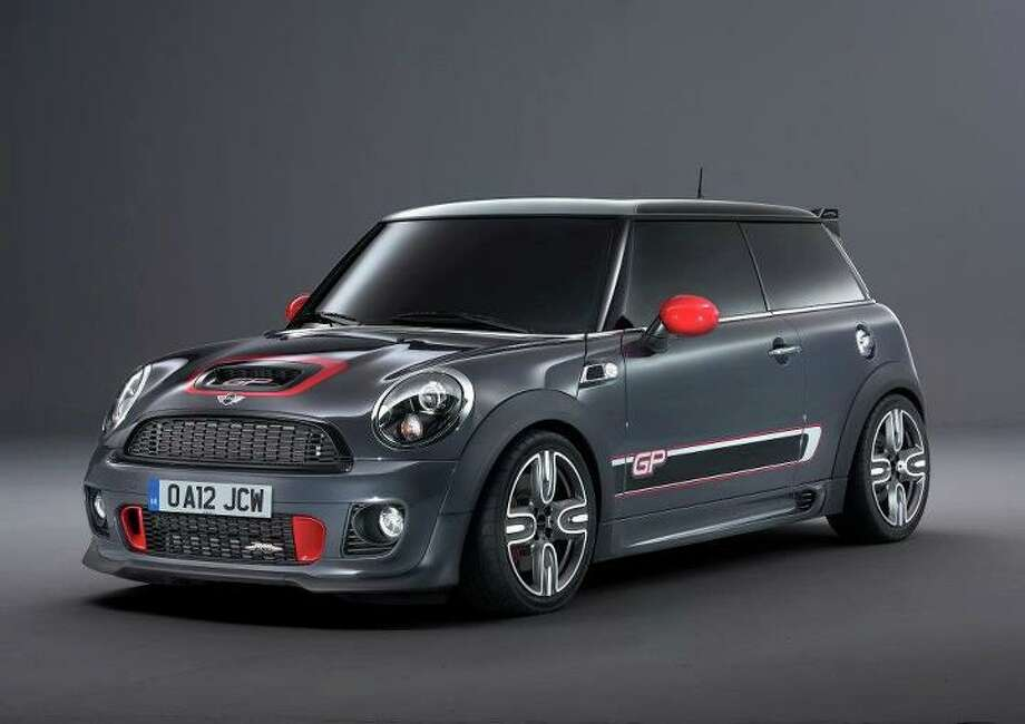 2013 Mini John Cooper Works GP (Photo: Mini) Photo: DM