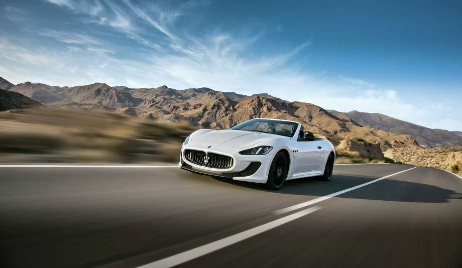 Maserati GranCabrio MC (Photo: Maserati) Photo: DM