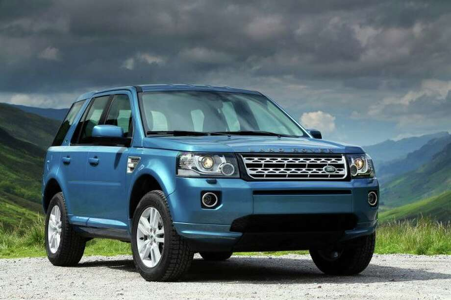 2013 Land Rover (Photo: Land Rover) Photo: DM