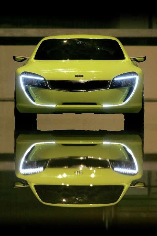 Kia Concept Carens (Photo: Kia) Photo: DM