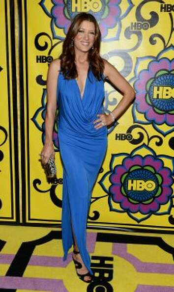 Actress Kate Walsh arrives at HBO's Annual Emmy Awards Post Awards Reception at the Pacific Design C