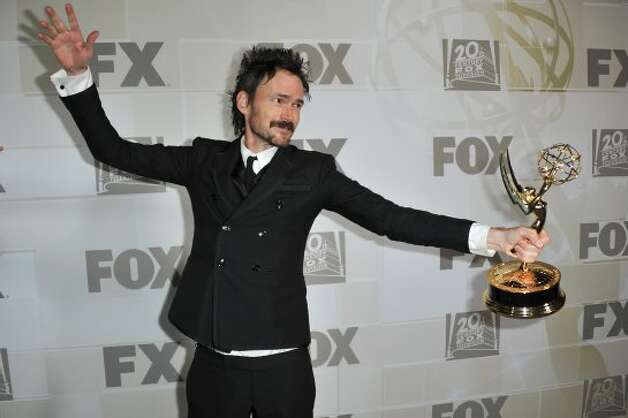 Jeremy Davies attends the Fox Emmy Nominee party at Soleto on Sunday, Sept. 23, 2012 in Los Angeles.  (Richard Shotwell / Associated Press)