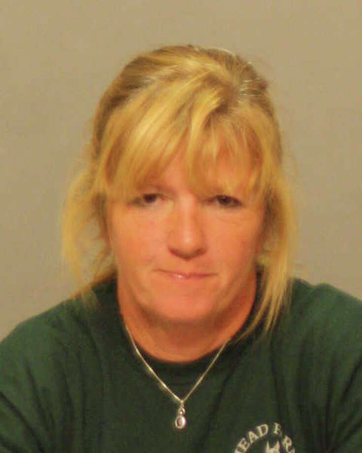 Gail Citron, of Greenwich, was charged Thursday, Sept. 20, 2012, in connection with the theft of over $60,000 from a family memberís account. Photo: Contributed Photo