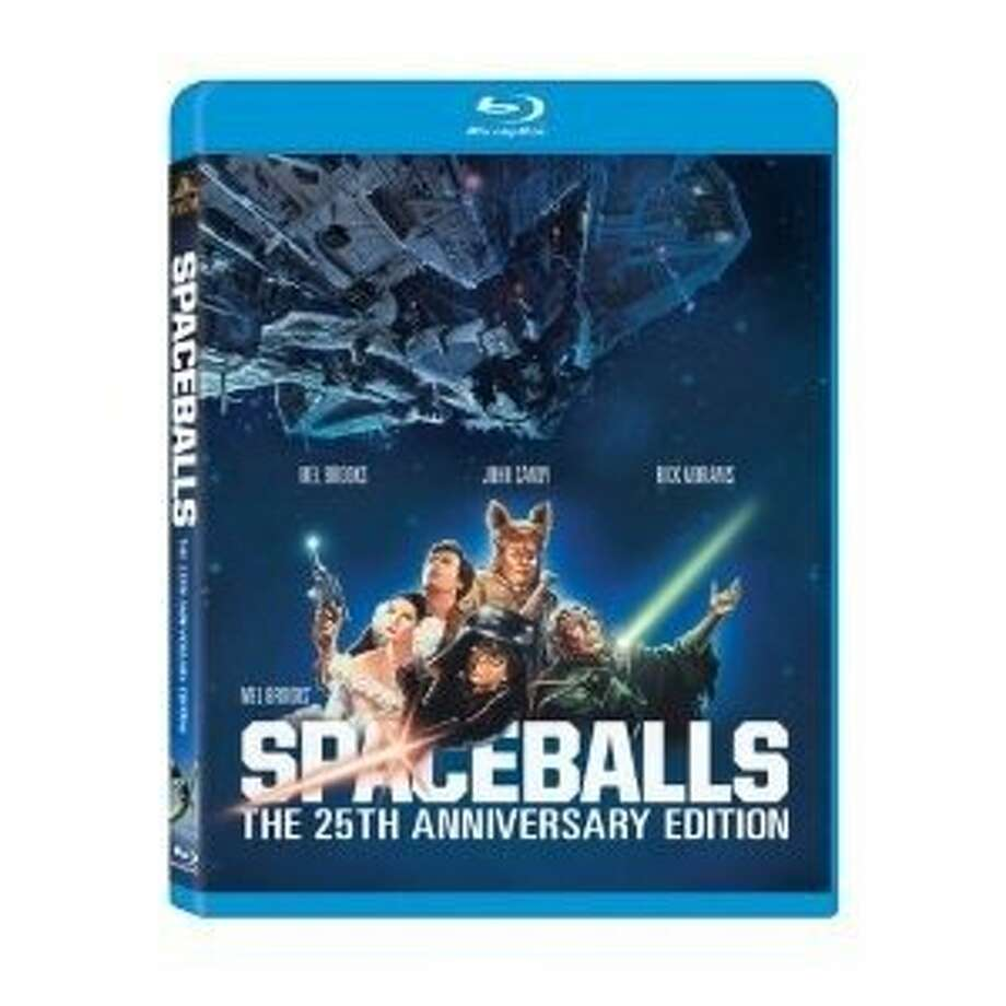 Blu-ray cover: SPACEBALLS Photo: Mgm, MGM