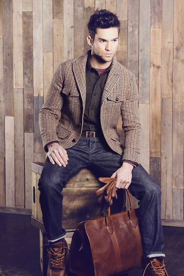 Onassis, a New York City brand that is opening its first West Coast outlet in the Westfield San Francisco Centre, features an Americana-leaning, detail-oriented line of casual wear. Photo: Onassis