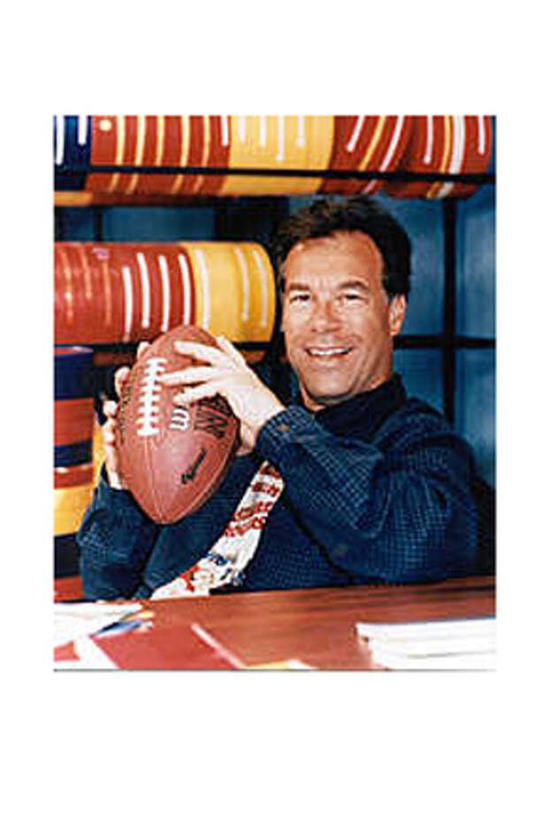 Steve Sabol, president of NFL films.