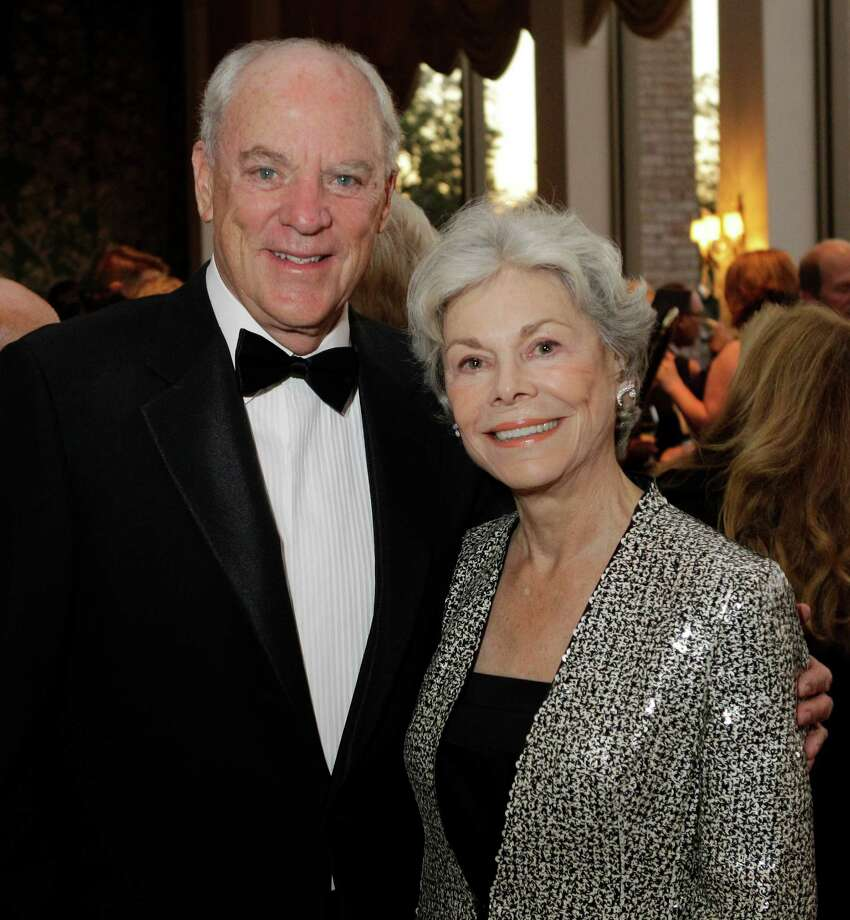 Bob McNair and Janice McNair Photo: Melissa Phillip / © 2012 Houston Chronicle